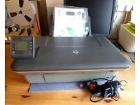 Wireless HP 3050A printer, mint condition