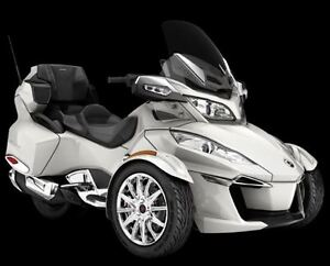 2017 can-am Spyder RT SE6 Limited