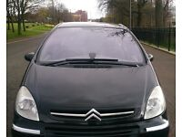 **AUTOMATIC** BLACK CITROEN XSARA PICASSO EXECL (5 SEATER MPV) EXCELLENT CONDITION