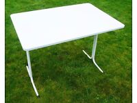 Camping/Awning Collapsible Folding Table 60cms x 90cms
