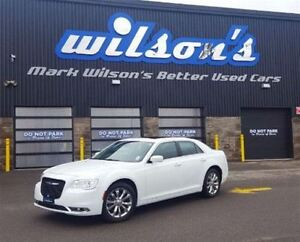 2016 Chrysler 300 LIMITED AWD!! NAVIGATION! LEATHER! PANO ROOF!
