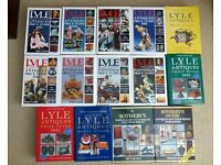 LYLE AND SOTHEBY'S ANTIQUE PRICE GUIDES – 14 HARDBACK BOOKS