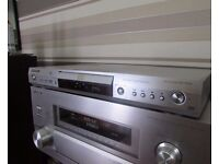 PIONEER DV-575A SACD SUPER AUDIO CD MP3 DVD-AUDIO PLAYER SLIMLINE SILVER
