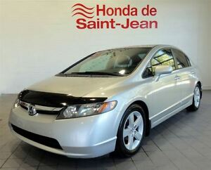 2006 Honda Civic LX Automatique-Mags-A/C