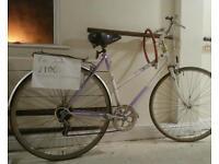 Beautiful vintage Raleigh Lulu Bike for Sale