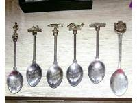 Falklands victory spoons