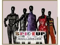 Spice Girls, Spice up Manchester exhibition tickets