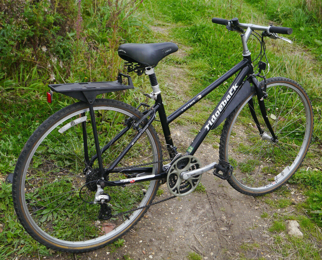 Ridgeback Comet Lady S Hybrid Bike 17 Aluminium Frame 21 Gears