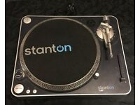 Stanton T60 (Requires Cartridge and Stylus)