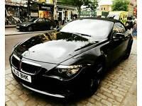 BMW 6 SERIES 2010 635D LOW MILEAGE