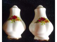 Royal Albert 'Old Country Roses' Salt & Pepper Set