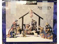 Kirkland Nativity Scene