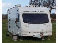 Touring caravan sprite major 6 berth