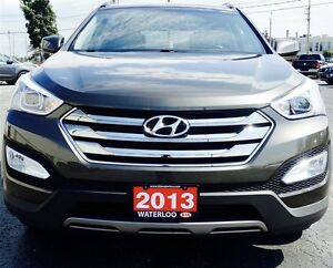 2013 Hyundai Santa Fe 2.4L FWD Low Kms! Kitchener / Waterloo Kitchener Area image 2