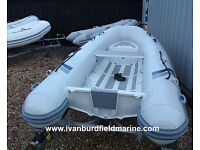 RIB Inflatable boat - Highfield 340 CL Hypalon upgrade
