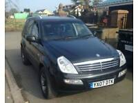 Ssangyong Rexton ( With Engine Remap )