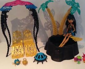 Cleo de Nile Monster High Set.