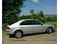 2.0 ford mondeo TDCI 2003 52 plate