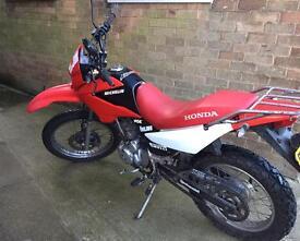 Honda XR 125 L 125cc
