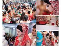 Wedding Photographer / Cinematographer with One-Hour Pre-Wedding Photoshoot FREE...
