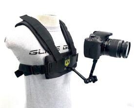 Glide Gear MED 100 Medusa Snorricam Body Harness 3rd Person