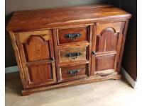 Solid Indian Rosewood unit