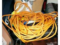 Cable 240v hook up