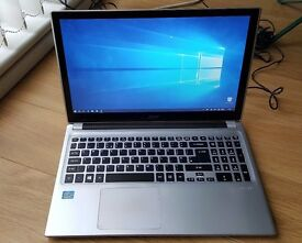 Acer Aspire V5-571P Touch i7 3537U HDD 1000 GB £379 ONO MINT CONDITION
