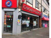 WELL RUNNING FAST FOOD FRANCHISE FOR SALE IN ACTON