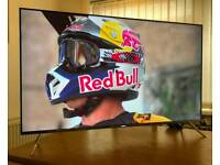49in Samsung 4K SUHD HDR 1000 Quantum Dot Smart LED TV Wi-Fi Freeview HD & FreeSat HD