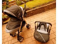 Silver Cross Pram & Car Seat
