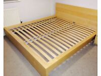 IKEA Malm king size bed