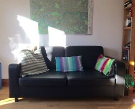 Two seater sofa in perfect conditions