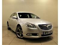 VAUXHALL INSIGNIA 1.8 SRI VX-LINE 5d 138 BHP + 2 PREV OWNER FROM NEW (silver) 2011