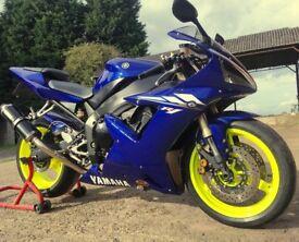 Yamaha yzf r1 5pw