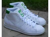 Size 8 - Adidas Stan Smith High Tops