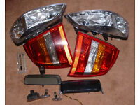 "2003 VAUXHALL ASTRA ""G"" FRONT & REAR LIGHTS"