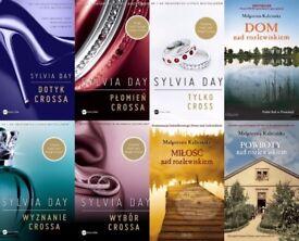 Nowe książki - Nesbo, Christie, Lackberg, Ahern, Day, Kalicińska