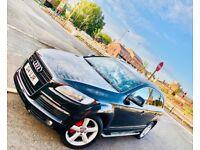 Audi, Q7,S Line,Quattro,Estate,7 Seater, Semi-Auto, Fully Loaded,2967 (cc), 5 doors