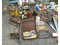 Garage clearance various tools and accessories