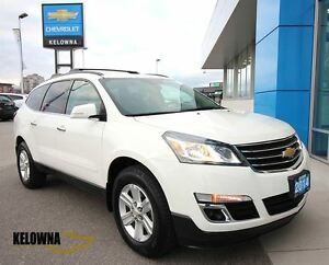 2014 Chevrolet Traverse 1LT FWD, Sunroof, Remote Start, Heated S