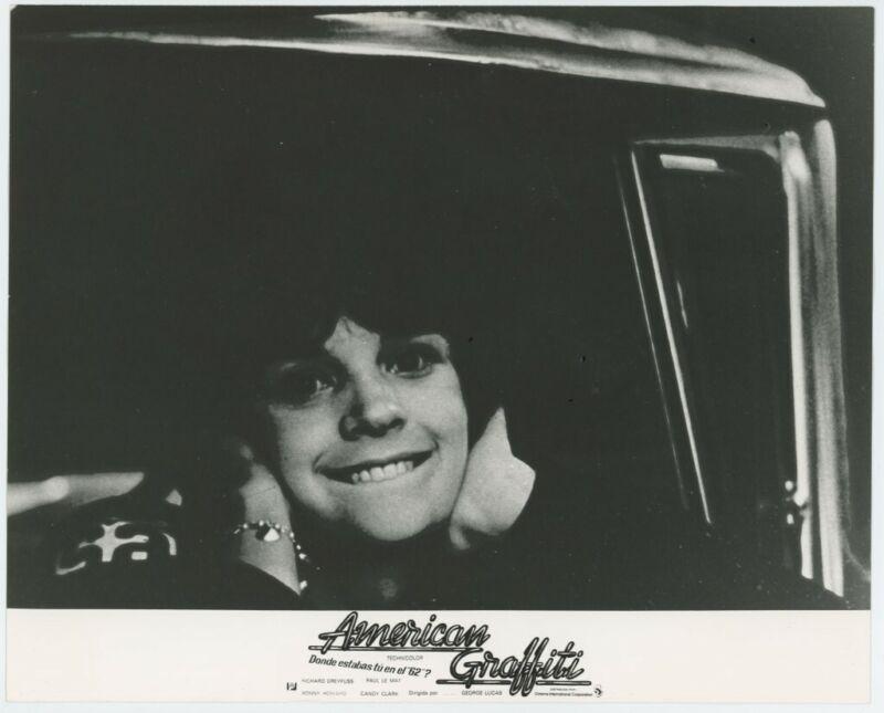 CINDY WILLIAMS original movie photo 1973 AMERICAN GRAFFITI