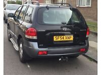Hyundai Santa Fe Cdx Crtd, 1.9 Diesel, Manual, 4 Wheel drive, Full MOT, Excellent Condition