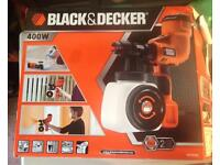 Black and Decker HPLV Paint Spray Machine