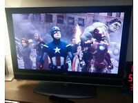 """sony 26"""" high definition lcd tv with freeview (i can deliver if your local)"""