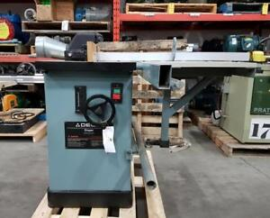 DELTA Single Spindle Shaper