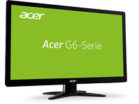 "PC Desktop C/W Acer LED G6 Series HDMI 24"" Monitor, 1TB HDD and 500 GB SSD, 2GB GTX 750 Ti, DDR3 8GB"