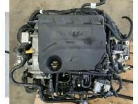 2018-2020 FORD FOCUS MK4 2018-2020 1.0 PETROL COMPLETE ENGINE B7DA 5K MILES