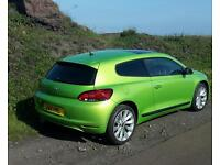 Vw scirocco 2.0 GT T.D.i 170 2011