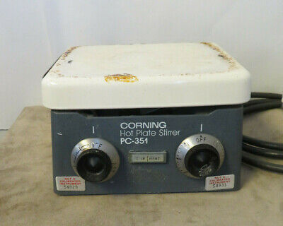 Corning Pc-351 Magnetic Hot Plate Stirrer Used